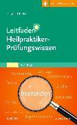 Cover-Bild zu Leitfaden Heilpraktiker-Prüfungswissen von Dölcker, Dagmar