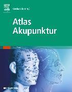 Cover-Bild zu Atlas Akupunktur von Focks, Claudia (Hrsg.)