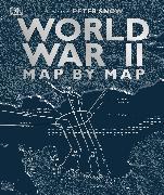 Cover-Bild zu World War II Map by Map von DK
