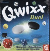 Cover-Bild zu Qwixx - Duel von Benndorf, Steffen