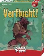 Cover-Bild zu Verflucht! von Benndorf, Steffen