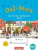 Cover-Bild zu DAZ-Stars. Basis. TING-Ausgabe. Übungsheft mit Lösungen von Duscher, Sandra