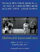 Cover-Bild zu Multimodale Kommunikation (eBook) von Menke, Peter (Hrsg.)