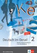 Cover-Bild zu Deutsch im Detail 2. Arbeitsbuch von Gsteiger, Markus