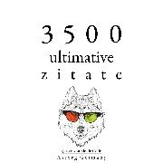 Cover-Bild zu 3500 ultimative Zitate (Audio Download) von Austen, Jane
