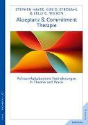 Cover-Bild zu Akzeptanz- & Commitment-Therapie von Hayes, Steven C.