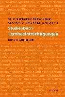 Cover-Bild zu Studienbuch Lernbeeinträchtigungen Band 1 von Einhellinger, Christine