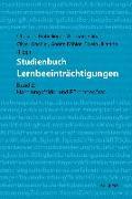 Cover-Bild zu Studienbuch Lernbeeinträchtigungen Band 2 von Einhellinger, Christine (Hrsg.)