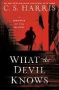 Cover-Bild zu What the Devil Knows (eBook) von Harris, C. S.
