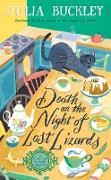 Cover-Bild zu Death on the Night of Lost Lizards (eBook) von Buckley, Julia