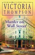 Cover-Bild zu Murder on Wall Street (eBook) von Thompson, Victoria