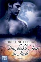 Cover-Bild zu Das dunkle Feuer der Nacht von Feehan, Christine