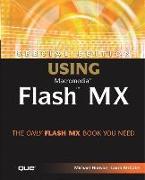 Cover-Bild zu Special Edition Using Macromedia Flash MX [With CDROM] von Hurwicz, Michael