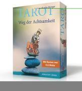 Cover-Bild zu Tarot. Weg der Achtsamkeit von Fiebig, Johannes