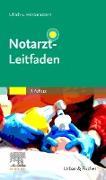 Cover-Bild zu Notarzt-Leitfaden (eBook) von Hintzenstern, Ulrich von (Hrsg.)