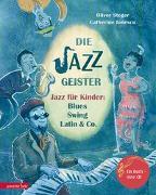 Cover-Bild zu Die Jazzgeister von Steger, Oliver