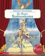 Cover-Bild zu Die Bremer Stadtmusikanten von Simsa, Marko