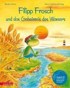 Cover-Bild zu Filipp Frosch und das Geheimnis des Wassers von Simsa, Marko