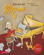 Cover-Bild zu Der kleine Mozart von Brauer, Timna
