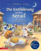 Cover-Bild zu Die Entführung aus dem Serail mit CD von Herfurtner, Rudolf