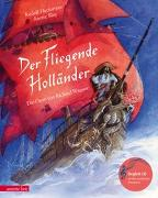 Cover-Bild zu Der Fliegende Holländer (mit CD) von Herfurtner, Rudolf