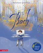 Cover-Bild zu Der kleine Bach (mit CD) von Dumas, Kristina