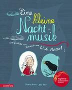 Cover-Bild zu Eine kleine Nachtmusik von Dumas, Kristina