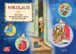 Cover-Bild zu Nikolaus. Kamishibai Bildkartenset von Hebert, Esther