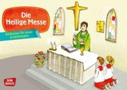 Cover-Bild zu Die Heilige Messe. Kamishibai Bildkartenset von Hebert, Esther