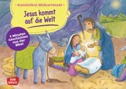 Cover-Bild zu Jesus kommt auf die Welt. Kamishibai Bildkartenset von Hebert, Esther