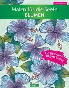 Cover-Bild zu Malen für die Seele Blumen von Harper, Valentina