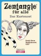 Cover-Bild zu Zentangle® für alle. Das Kartenset von Steen Bartholomew, Sandy