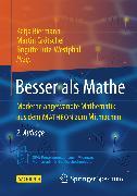 Cover-Bild zu Besser als Mathe (eBook) von Lutz-Westphal, Brigitte (Hrsg.)
