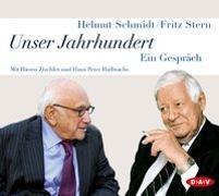 Cover-Bild zu Unser Jahrhundert von Schmidt, Helmut