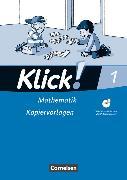 Cover-Bild zu Klick! Mathematik 1. Schuljahr. Kopiervorlagen mit CD-ROM von Burkhart, Silke