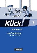 Cover-Bild zu Klick! Mathematik 1. Schuljahr. Handreichungen für den Unterricht von Burkhart, Silke