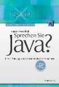 Cover-Bild zu Sprechen Sie Java? von Mössenböck, Hanspeter