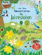Cover-Bild zu Mein erstes Stickerbuch: Die Jahreszeiten