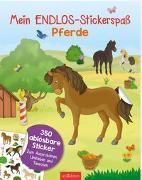 Cover-Bild zu Mein Endlos-Stickerspaß Pferde