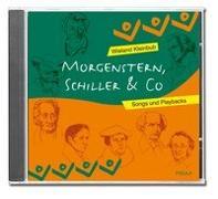 Cover-Bild zu Morgenstern, Schiller & Co. - CD von Kleinbub, Wieland (Ausw.)