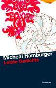 Cover-Bild zu Hamburger, Michael: Letzte Gedichte