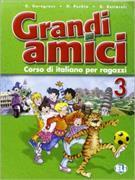 Cover-Bild zu Livello 3: Corso di italiano per ragazzi - Grandi amici