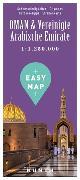 Cover-Bild zu EASY MAP Oman & Vereinigte Arabische Emirate. 1:1'250'000