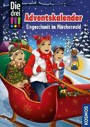 Cover-Bild zu Die drei !!!, Eingeschneit im Märchenwald