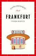 Cover-Bild zu Frankfurt - Lieblingsorte (eBook) von Mayer, Nadja