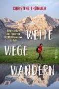 Cover-Bild zu Weite Wege Wandern (eBook) von Thürmer, Christine