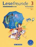 Cover-Bild zu Lesefreunde 3. Schuljahr. Zu allen Ausgaben. Arbeitsheft mit Lernstandsseiten von Granz, Kerstin