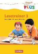 Cover-Bild zu Deutsch plus - Lestrainer 3. Schuljahr. Texte erschliessen - Bildungsstandards erreichen von Gutzmann, Marion