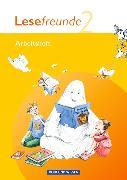 Cover-Bild zu Lesefreunde 2. Schuljahr. Ausgabe 2010. Arbeitsheft. östliche BL,BE von Gutzmann, Marion