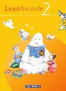 Cover-Bild zu Lesefreunde 2. Schuljahr. Ausgabe 2010. Lesebuch. östliche BL,BE von Gutzmann, Marion